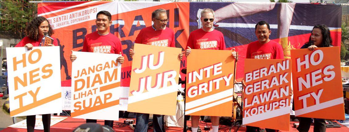 Dubes Inggris Sebut Indonesia Terbaik Dalam Komitmen Antikorupsi