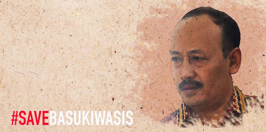 Press Release Bersama: SELAMATKAN BASUKI WASIS