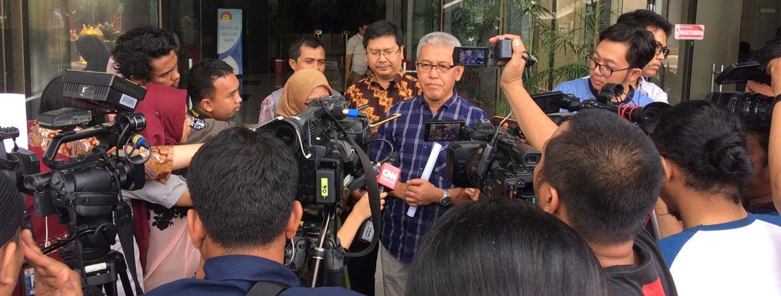 Strategi Nasional Pencegahan Korupsi : HARUS FOKUS PADA LANGKAH KONGKRIT MENGHADANG KORUPSI POLITIK DI INDONESIA
