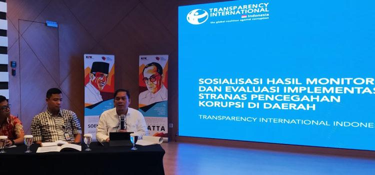 Pemerintah Harus Melibatkan Masyarakat Sipil Dalam Pencegahan Korupsi.