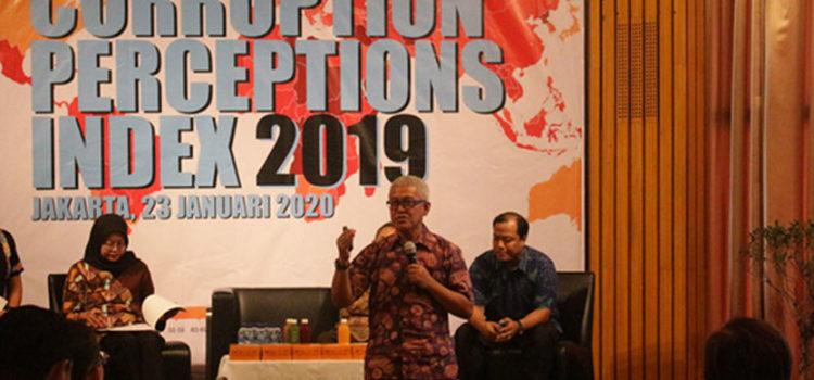 CPI 2019: KORUPSI DAN PENTINGNYA INTEGRITAS POLITIK