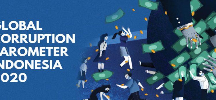 Global Corruption Barometer 2020 – Indonesia
