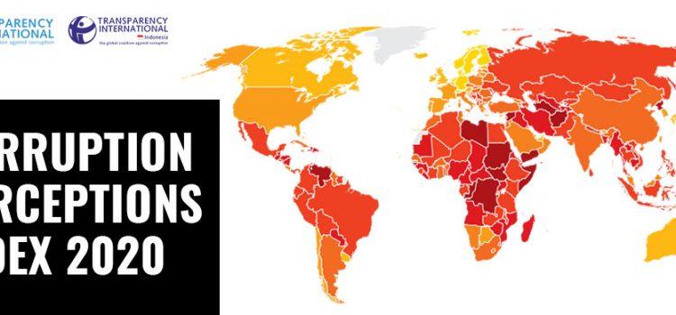 INDEKS PERSEPSI KORUPSI 2020: KORUPSI, RESPONS COVID-19 DAN KEMUNDURAN DEMOKRASI