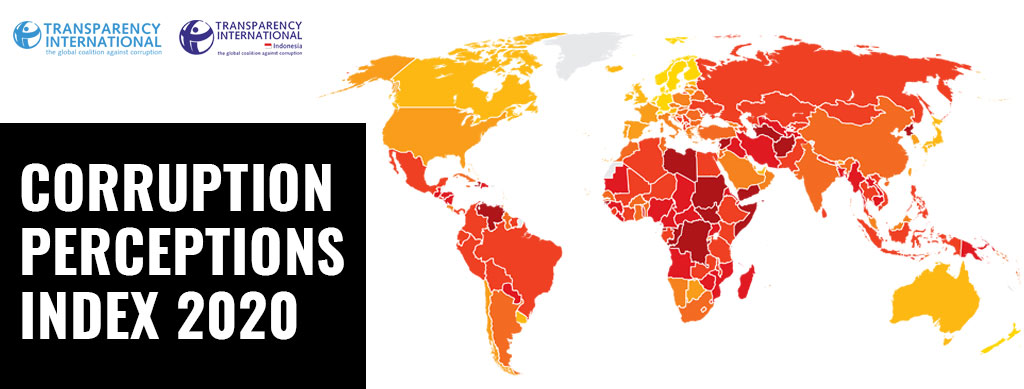 Corruption Perceptions Index 2020