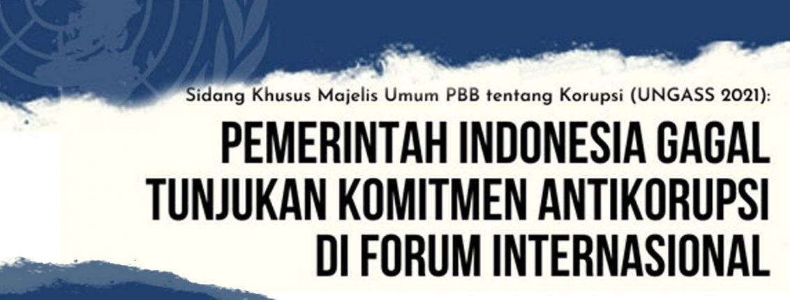 Pemerintah-Indonesia-Gagal-Menunjukkan-Komitmen-Antikorupsi-di-Forum-Internasional